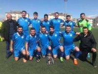 Beyşehir Belediyespor'da umutlar seneye