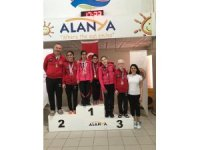 Konyalı sporculardan 12 madalya