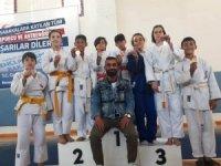 Taşkentsporlu judoculardan başarılı sonuçlar