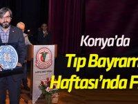 Konya'da Tıp Bayramı Haftası'nda Final