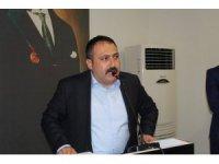 """Aksoy:"""" Cumhur İttifakı Antalya'da zaferle çıkacak"""""""