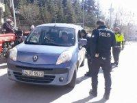 Sungurlu Polisinden huzur uygulaması