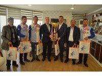 Ciritte Türkiye Şampiyonu Şengel Atlıspor oldu