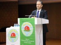 """YZO Başkanı Doğan: """"Sürdürülebilir tarımı hayata geçirmeliyiz"""""""