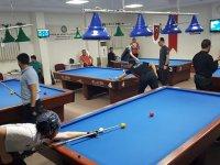 Bilardoda Çanakkale Zafer Kupasının Sahibi Avcı Oldu