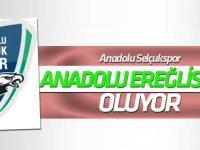 """Anadolu Selçukspor, """"Anadolu Ereğlispor """"oluyor"""