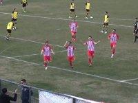 Akşehirspor liderliğe yükseldi