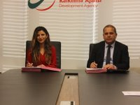 Yunak ve MEVKA proje imzaladı