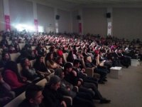 Seydişehir de Çanakkale Savaşını anlatan tiyatro gösterisi
