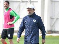 Konyaspor'da Başakşehir maçı hazırlıkları