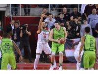 FIBA Avrupa Kupası: Pınar Karşıyaka: 68 - Dinamo Sassari: 87
