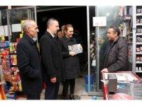 """Alan, """"Hep birlikte yeni Zonguldak'ı inşa edeceğiz"""""""