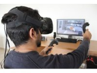 Devlet desteği ile şirket kuran öğrenci, sanal gerçeklik yazılımı yaptı