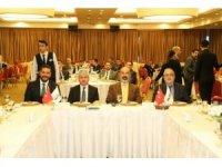 Türk ve Arap iş dünyası Hatay'da buluştu