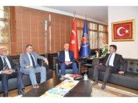 BTP adayı Pak'tan Türk-İş'e ziyaret