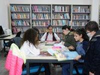Seydişehir'e kütüphane