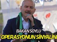 """""""3 vatandaş ihbar etti"""" Soylu HDP'ye büyük operasyonun sinyalini verdi!"""