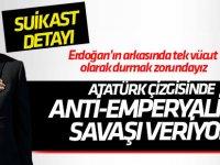 Serdar Turgut: Erdoğan, Atatürk çizgisinde Anti-Emperyalizm savaşı veriyor