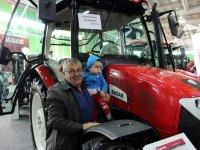 Başak traktör ürün gamı ile göz doldurdu