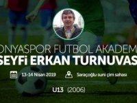 Konyaspor'dan turnuva
