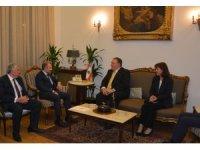 ABD Dışişleri Bakanı Pompeo Lübnan'da Hizbullah'a yüklendi