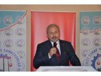 """TBMM Başkanı Şentop: """"Üzerinden 52 yıl geçince Golan Tepelerini kazanmış mı oluyorsun"""""""