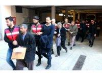 Terör operasyonunda gözaltına alınan 9 zanlı serbest bırakıldı