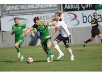 TFF 2. Lig: Manisa BBSK: 4- Darıca Gençlerbirliği A.Ş.: 0