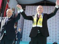 Erdoğan dev mitinge katılanların sayısını açıkladı!