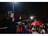 """Başkan Yıldırım: """"Erbaa'da vesayetçilerle milletin bir mücadelesi var"""""""