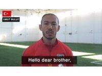 Kayserispor 'Hello Brother' diyerek dünyaya seslendi