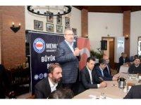 Başkan Özkan'dan İYİ Parti ilçe başkanına zor sorular