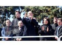 """İçişleri Bakanı Soylu: """"PKK'nın şah damarını kestik, şimdi can suyu vermeye çalışıyorlar"""""""
