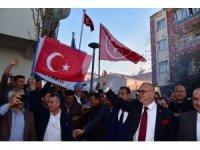 Cumhur İttifakı adayı Ergün'den Köprübaşı'nda miting