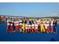 Türkiye Hokey Süper Ligi'ne Gaziantep ev sahipliği yapıyor