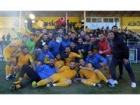 Aliağaspor FK adım adım şampiyonluğa