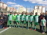 'Ampute Futbol'da Konya derbisi Konya Engelliler Gücü'nün