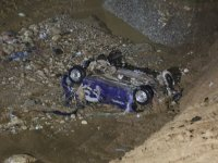 Şırnak'ta otomobil sele kapıldı: 2 ölü.. Cenazeler Konya'ya gönderiliyor