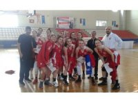 Kayseri Basketbol Anadolu Finallerinde