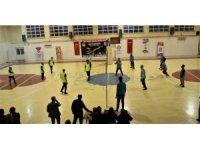 Milli Şair Mehmet Akif Ersoy'un anısına voleybol turnuvası
