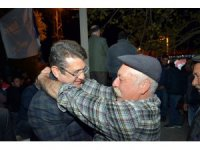 Baba Ocağında Mehmet Tosun'a Muhteşem Karşılama