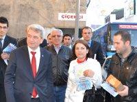 CHP'li adaydan vatandaşa tarihi geçmiş ilaç vaadi!