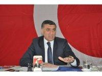 """Cumhur İttifakı Kars Belediye Başkan Adayı Çetin Nazik: """"Gençlerin sağlıklı ve güvenli ortamlarda barınması için imkanlar oluşturacağız"""""""