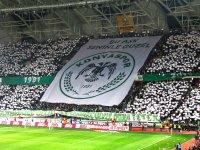 Konyaspor Passolig'de 6. sırada