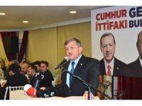 Başkan Revi, Bakan Soylu ve AK Parti'lilerle ilgili seviyesiz paylaşımlara tepki gösterdi