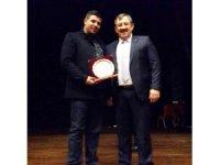AK Gençlik Spor Kulübü'ne ödül