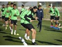 Atiker Konyaspor'da Başakşehir hazırlıkları başladı