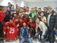Akşehirspor 3. Lig'in kapısına dayandı