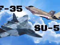 F-35 mi, SU-57 mi? Hangisi üstün?