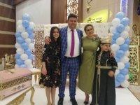 Küçüksönmez ailesinin sünnet mutlulugu